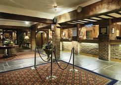国敦伦敦盖特威克酒店 - 克劳利 - 大厅