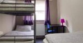 罗素·斯科特旅馆 - 谢菲尔德 - 睡房