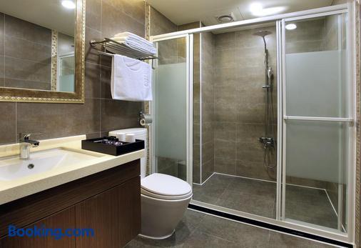 今埔里渡假大酒店 - 南投市 - 浴室