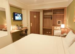 摩纳哥高峰酒店 - 瓜鲁柳斯 - 睡房