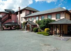 迪诺维斯港酒店公寓 - 卡纳芬 - 建筑