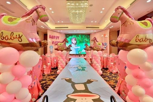 温州将军大酒店 - 温州 - 宴会厅