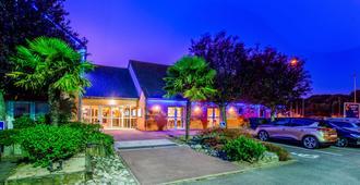 北奥尔良凯立德酒店 - 萨兰 - 萨兰 - 建筑