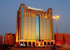扎拉洲际酒店 - 阿可贺巴 - 建筑