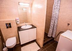 首都酒店 - 雷克雅未克 - 浴室