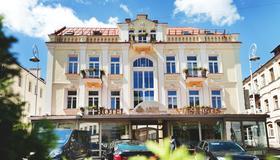 艺术中心酒店 - 维尔纽斯 - 建筑