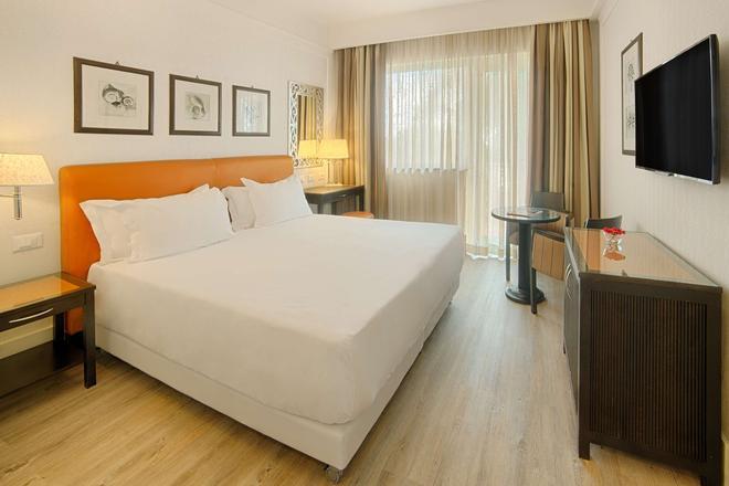 卡塔尼亚阿拉贡内斯公园nh酒店 - 卡塔尼亚 - 睡房