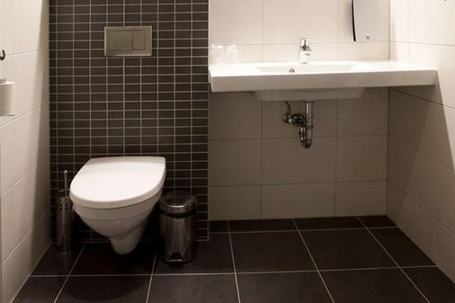 舒适酒店lt - 维尔纽斯 - 浴室