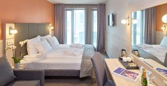 里加威尔顿 Spa 酒店 - 里加 - 睡房
