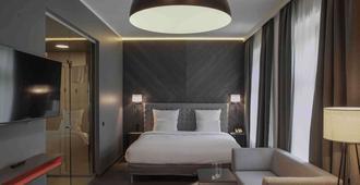 里加老城普尔曼酒店 - 里加 - 睡房
