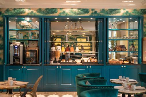 快乐文化维拉奥特罗酒店 - 尼斯 - 自助餐