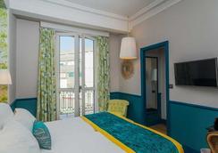 奥特罗别墅幸福文化酒店 - 尼斯 - 睡房