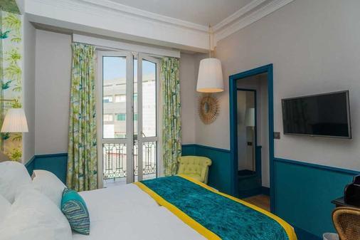 快乐文化维拉奥特罗酒店 - 尼斯 - 睡房