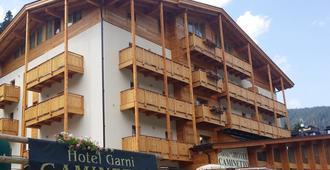 加尼卡米内托酒店 - 麦当娜迪坎皮格里奥 - 建筑
