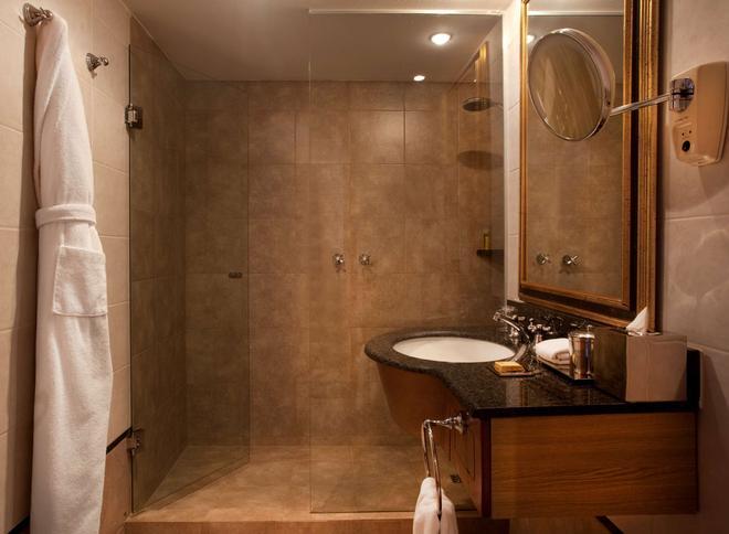 比什凯克凯悦酒店 - 比什凱克 - 浴室