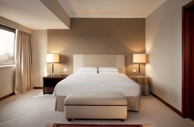 比什凯克凯悦酒店 - 比什凱克 - 睡房
