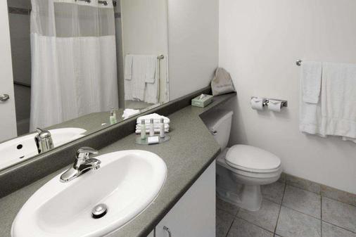 蒙特利尔中心区法布格酒店 - 蒙特利尔 - 浴室