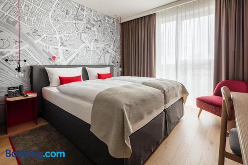 布伦瑞克城际酒店 - 布伦瑞克 - 睡房