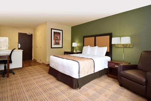 常驻美国酒店 - 奥斯汀 - 圆的岩石 - 南 - 奥斯汀 - 睡房