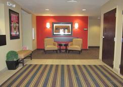 常驻美国酒店 - 奥斯汀 - 圆的岩石 - 南 - 奥斯汀 - 休息厅