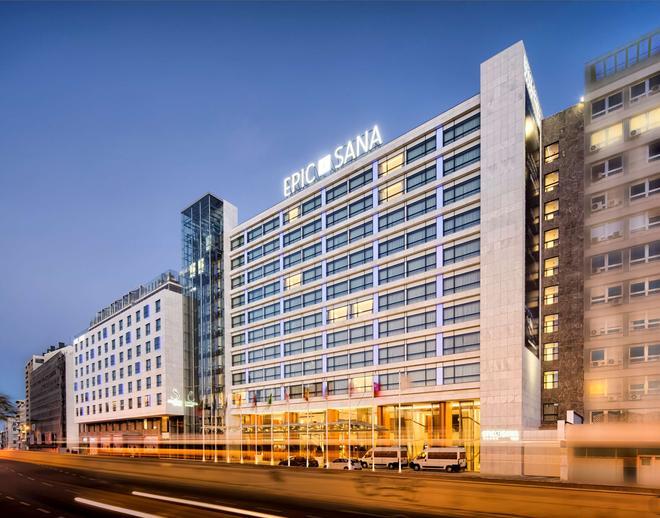 史诗萨那里斯本旅馆 - 里斯本 - 建筑