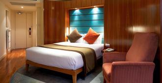 布里斯托尔美居酒店 - 布里斯托 - 睡房