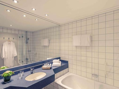 特里尔大黑门美居酒店 - 特里尔 - 浴室