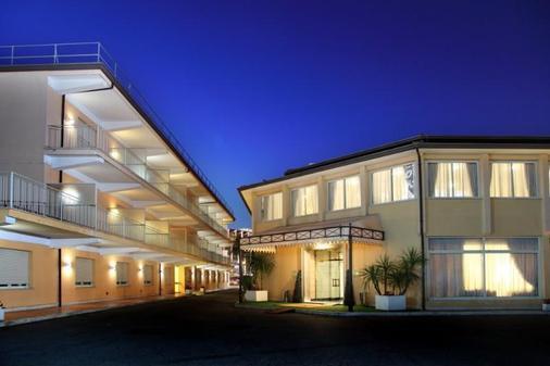 克里斯多福哥伦布旅馆 - 罗马 - 建筑