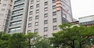 福泰桔子商务旅店西门店 - 台北 - 建筑
