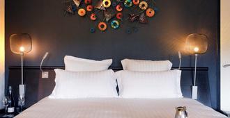 梅斯城堡酒店 - 美憬阁酒店 - 梅斯 - 睡房