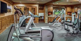 杰克逊霍尔怀俄明州酒店 - 杰克逊 - 健身房