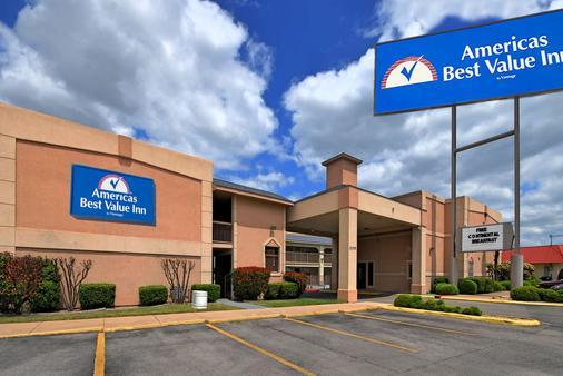 基林美国最佳价值汽车旅馆 - Killeen - 建筑