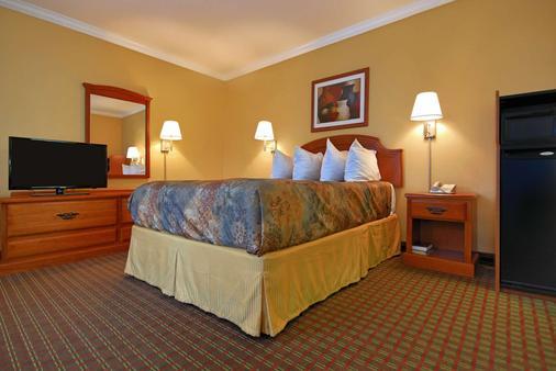 基林美国最佳价值汽车旅馆 - Killeen - 睡房