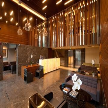 伊斯坦布尔阿卡迪亚蓝色酒店 - 伊斯坦布尔 - 大厅
