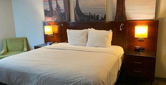 多森温德姆戴斯酒店 - 多森 - 睡房