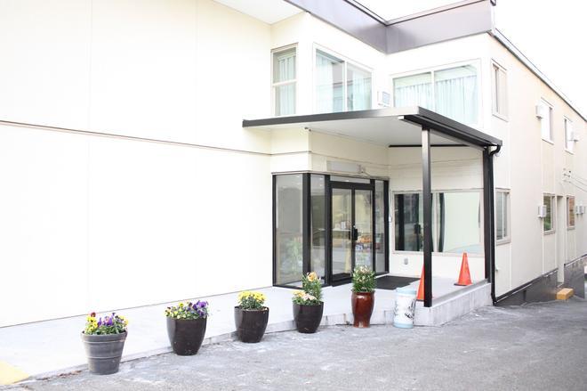 温哥华棕榈汽车旅馆 - 温哥华 - 建筑