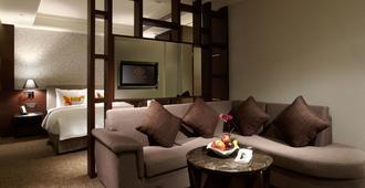 香树花园酒店 - 台北 - 客厅