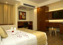 阿马尔菲大酒店 - 巴特那 - 睡房