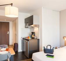南锡中心阿德吉奥阿克瑟斯公寓式酒店