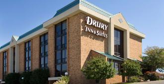 堪萨斯城体育场德鲁里套房酒店 - 堪萨斯城 - 堪萨斯城 - 建筑