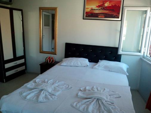贝雷克特公寓酒店 - 伊斯坦布尔 - 睡房
