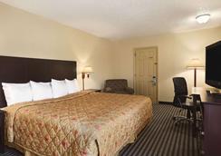 劳顿戴斯酒店 - 劳顿 - 睡房