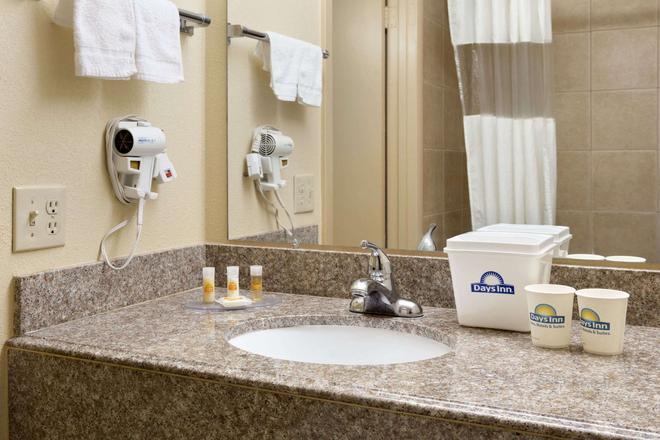 劳顿戴斯酒店 - 劳顿 - 浴室