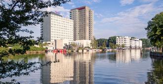 阿姆斯特丹市美居酒店 - 阿姆斯特丹 - 建筑