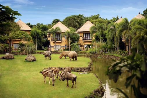 马拉河野外巴厘旅馆 - 吉安雅