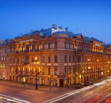 丽笙圣彼得堡皇家酒店