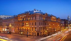 丽笙圣彼得堡皇家酒店 - 圣彼德堡 - 建筑