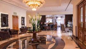 丽笙圣彼得堡皇家酒店 - 圣彼德堡 - 大厅