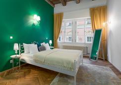 7个传说套房公寓 - 布拉格 - 睡房