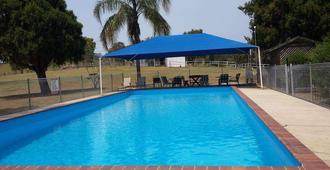 蓝花楹汽车旅馆 - 格拉夫顿 - 游泳池